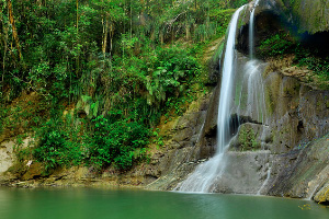 San Sebastian Waterfall
